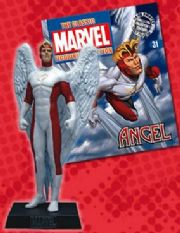 Classic Marvel Figurine Collection #031 Angel Eaglemoss Publications